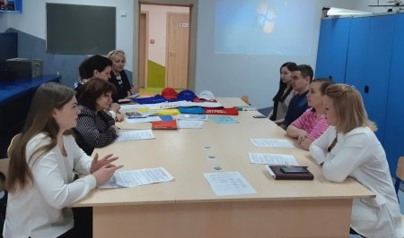 Презентация опыта по реализации проекта по развитию волонтерской и добровольческой деятельности